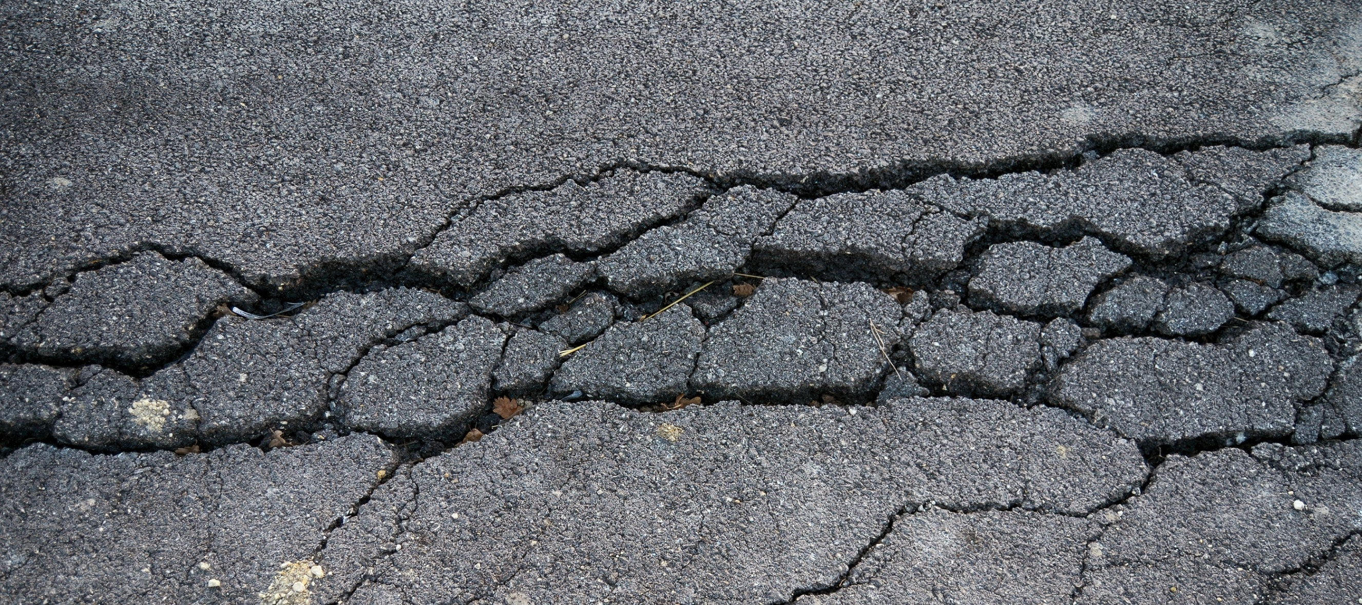 cracked road texture that needs to be fixed
